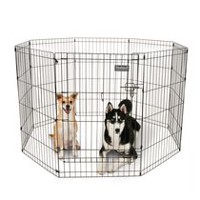 Petmate Doskocil Exercise Pen with Single Door