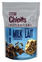 CHIPITS Inspirations Creamy Milk Chocolate Chunks