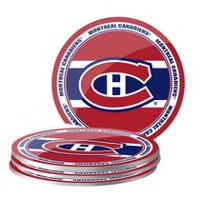 NHL Montreal Canadians Coaster Set