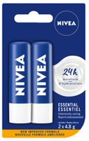 NIVEA Essential Lip Care Duo Pack