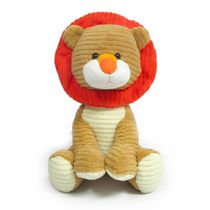 Figurine d'animaux en peluche de 10 po de kid connection - Lion