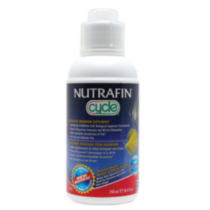Nutrafin Cycle Biological Aquarium Supplement, 250 mL (8.4 fl oz)