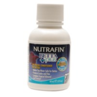 Nutrafin Betta Plus Tap Water Conditioner for Bettas, 60 mL (2 fl oz)