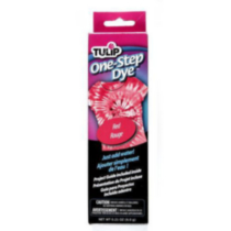 Tulip One Step Fabric Dye - Red