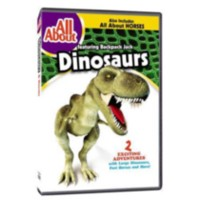 Film All About - Dinosaurs / Horses Double Feature (Anglais)