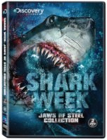 Shark Week - Jaws Of Steel Collection (DVD) (English)