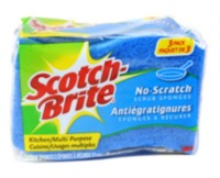 Éponge à récurer Scotch-Brite