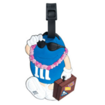 M & M Luggage Tag