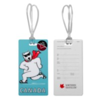 Northern Traveller Novelty Tag