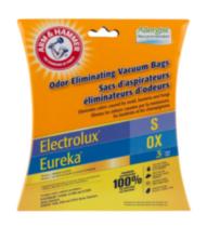 arm u0026 hammer micro bag electrolux seureka ox