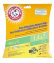 Arm & Hammer Micro Bag Bissell 1, 4, & 7