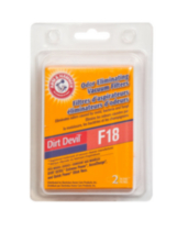 Arm & Hammer Filter Dirt Devil F18