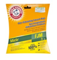 Arm & Hammer Fjm Synthetic Bag Miele