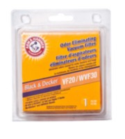 Filtre Arm & Hammer - Black & Decker VF20 & WVF30