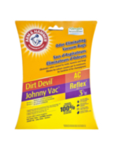 Sac Arm & Hammer - Dirt Devil Ac - Johnny Vac Reflex
