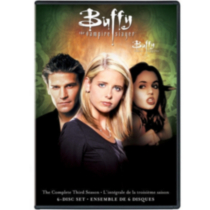 Buffy The Vampire Slayer: The Complete Third Season