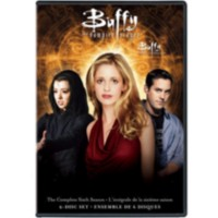 Buffy The Vampire Slayer: The Complete Sixth Season (Bilingual)