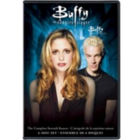 Buffy The Vampire Slayer: The Complete Seventh Season (Bilingual)