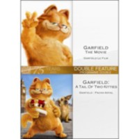 Garfield: The Movie / Garfield: A Tale Of Two Kitties Double Feature (Bilingual)