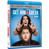 Get Him To The Greek (Rated/Unrated) (Blu-ray) (Bilingual)