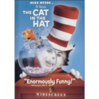 Dr. Seuss' The Cat In The Hat (DVD) (Bilingue)