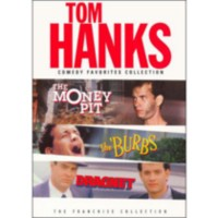 Tom Hanks: Comedy Favorites Collection - The Money Pit / Dragnet / The 'Burbs