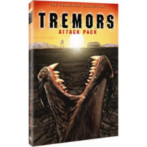 Tremors Attack Pack: Tremors 1 - 4