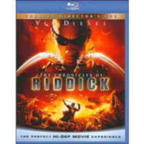The Chronicles Of Riddick (Unrated) (Director's Cut) (Blu-ray)