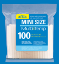100ct Mini Glue Sticks