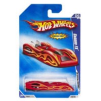 Voitures de base internationales de Hot Wheels