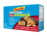 PowerBar Protein Plus Creamy Chocolate Peanut Butter Bar