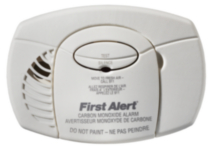 First Alert Battery Carbon Monoxide Alarm