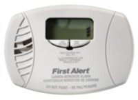 First Alert Plug-in Carbon Monoxide Digital Display