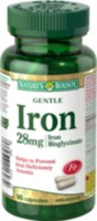 Nature's Bounty Gentle Iron 28mg