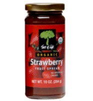 Tree of Life Organic Strawberry Fruit Spread