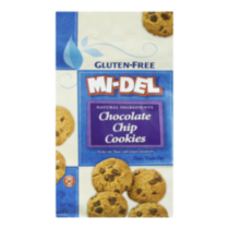 Mi-Del Gluten Free Chocolate Chip Cookies