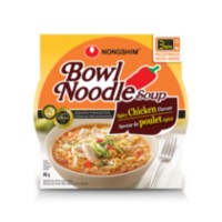 Nongshim Spicy Chicken Bowl