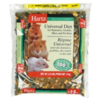 Hartz Diet for Hamsters