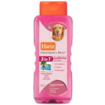 Hartz Groomer's Best 3 in1 Conditioning Shampoo