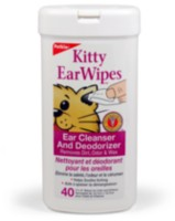 Kitty Earwipes - 40ct
