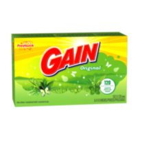 Gain Original Fabric Softener Sheets 120ct