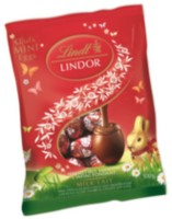 Lindt Lindor Mini Eggs Milk Chocolate with Delectably Smooth Centre