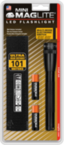 Mini Maglite LED 2-Cell AA Flashlight - Black