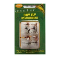 Crystal River Fly Assortments - Dry Flies