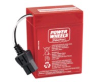 Pile rechargeable de 6 volts