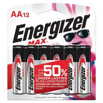 Energizer® MAX® AA-12