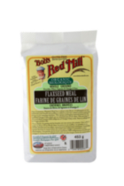 Bob's Red Mill Gluten Free Organic Whole Ground Flaxseed Meal