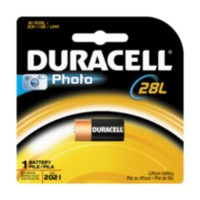 Duracell Photo 28L Battery