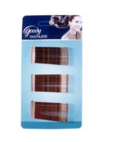 Goody Ouchless® Comfortips Bob Pins - Brown