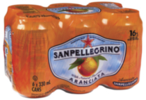 San Pellegrino Orange Sparkling Fruit Beverage